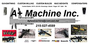 a+ machine
